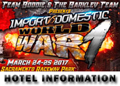 Import vs. Domestic World War 1 Host Hotel Announced